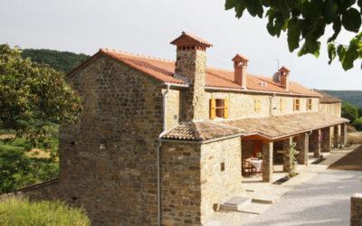 kamnita hiša Vuki/stone house Vuki