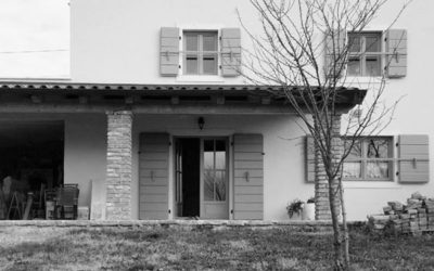 rekonstrukcija stanovanjske hiše/reconstruction of a residential house